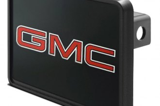 DWD® - Hitch Cover with GMC Logo