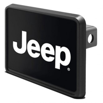 iPickimage® - Hitch Cover with Jeep Logo