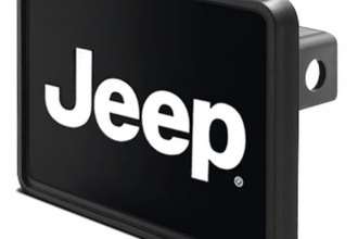 DWD® - Hitch Cover with Jeep Logo