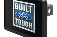 DWD� - Hitch Cover with Built Ford Tough Logo