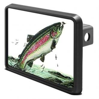 iPickimage® - Hitch Cover with Trout
