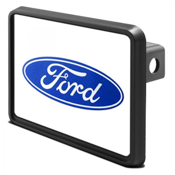 "DWD® - 1-1/4"" Hitch Cover with Ford Logo"