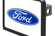 DWD® - Hitch Cover with Ford Logo