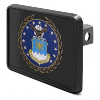 iPickimage® - Hitch Cover with Air Force Logo