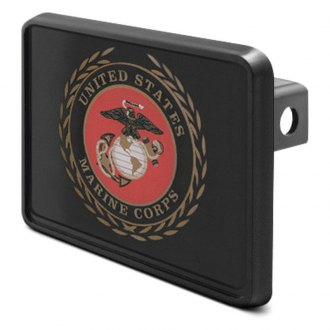 iPickimage® - Hitch Cover with Marines Logo