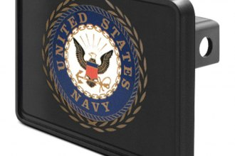 DWD® - Hitch Cover with NAVY Logo