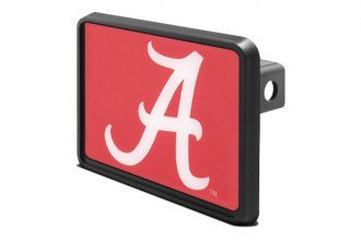 DWD® - Hitch Cover with Alabama A Logo
