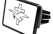 "DWD® 200312 - 2"" Hitch Cover with Dove"