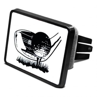 "iPickimage® - Hitch Cover with Golf Logo for 2"" Receivers"