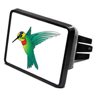 DWD® - 2 Hitch Cover with Humming Bird