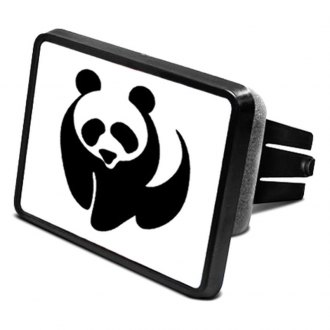 DWD® - 2 Hitch Cover with Panda