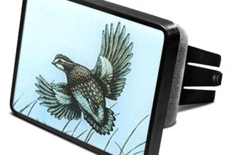 "DWD® - 2"" Hitch Cover with Quail"