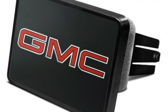 "DWD® 202095 - 2"" Hitch Cover with GMC Logo"