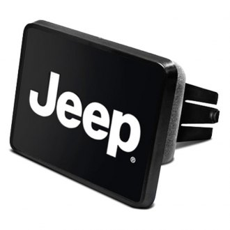 "iPickimage® - Hitch Cover with Jeep Logo for 2"" Receivers"