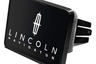 "DWD® 202620 - 2"" Hitch Cover with Lincoln Navigator Logo"