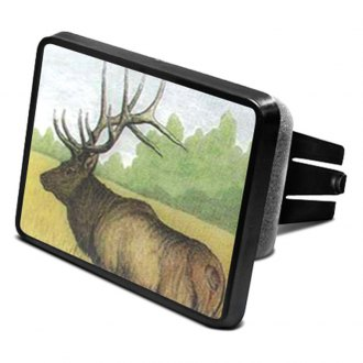 DWD® - 2 Hitch Cover with Elk