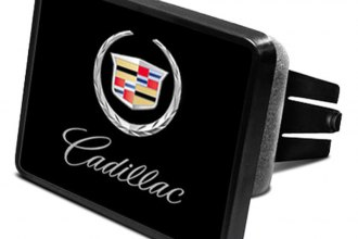 "DWD® 205270 - 2"" Hitch Cover with Cadillac Logo"