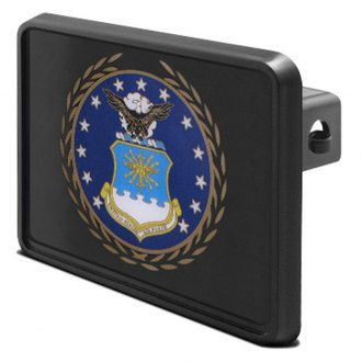 "iPickimage® - Hitch Cover with Air Force Logo for 2"" Receivers"