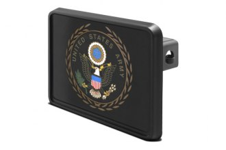 DWD® - 2 Hitch Cover with Army Logo