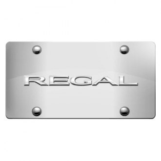iPickimage® - License Plate with Regal Logo
