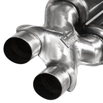 Dynatech® - Stainless Steel Natural Exhaust X-Pipe