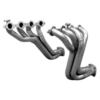 Dynatech® - SuperMAXX Stainless Steel Polished Long Tube Exhaust Headers