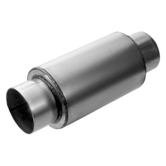 Dynatech® - Split Flow Aluminized Steel Muffler