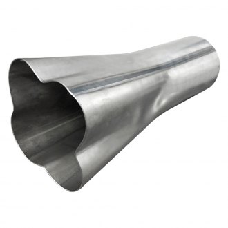 Dynatech® - Mild Steel High-flow Slip On Exhaust Collector