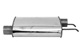 DynoMax® - Ultra Flo™ Direct Fit Polished Muffler