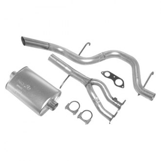 DynoMax® - Super Turbo™ Aluminized Steel Cat-Back Exhaust System