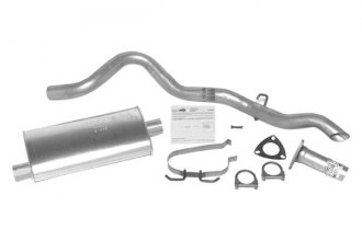 DynoMax® - Super Turbo™ Cat-Back Welded Exhaust System