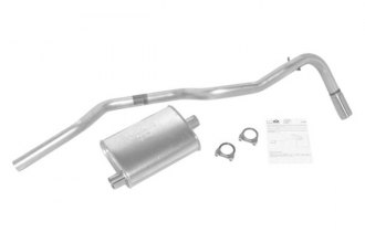DynoMax® - Super Turbo™ Muffler-Back Exhaust System