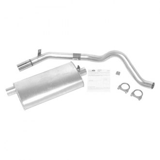 DynoMax® - Super Turbo™ Steel Muffler-Back Exhaust System