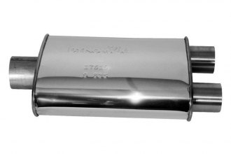 DynoMax® - Ultra Flo™ Polished Stainless Steel Muffler