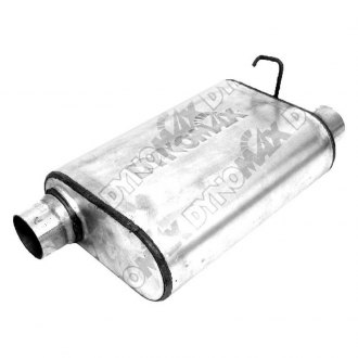 DynoMax® - Ultra Flo™ Direct Fit Welded Stainless Steel Muffler