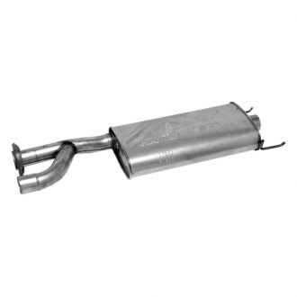 DynoMax® - Super Turbo™ Aluminized Steel Oval Exhaust Muffler