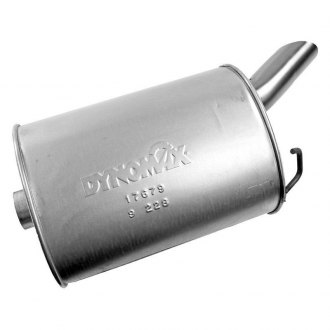 DynoMax® - Super Turbo™ Direct Fit 304 SS Muffler
