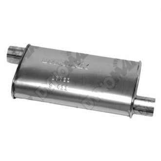 DynoMax® - Super Turbo™ Direct Fit Aluminized Muffler