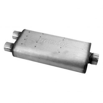 DynoMax® - VT™ Center-Dual Stainless Steel Oval Muffler