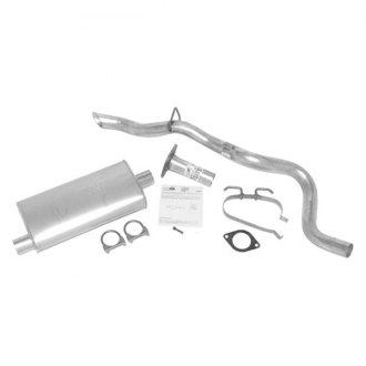 DynoMax® - Super Turbo™ Aluminized Steel Cat-Back Single Exhaust System