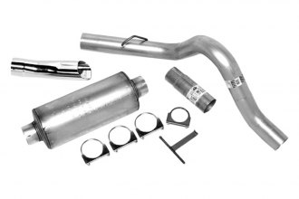 DynoMax® - Ultra Flo™ Welded Muffler-Back Exhaust System