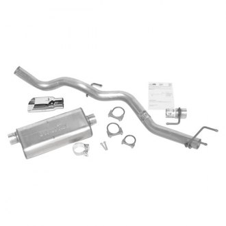 DynoMax® - Ultra Flo™ Cat-Back Single Exhaust System