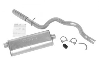 DynoMax® - Ultra Flo™ Cat-Back Welded Exhaust System