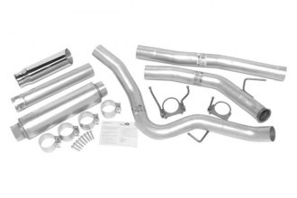 DynoMax® - Ultra Flo™ Turbo-Back Welded Exhaust System