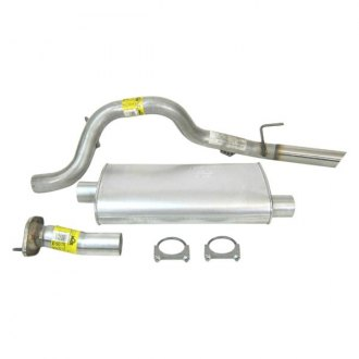 DynoMax® - Ultra Flo™ Aluminized Steel Cat-Back Single Exhaust System