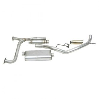 DynoMax® - Ultra Flo™ Stainless Steel Cat-Back Welded Exhaust System