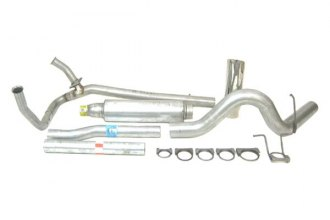 DynoMax® - Ultra Flo™ Manifold-Back Welded Exhaust System