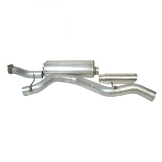 DynoMax® - Ultra Flo™ Single Cat-Back Exhaust System with Single Side Exit