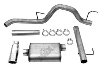 DynoMax® - VT™ Stainless Steel Cat-Back Exhaust System