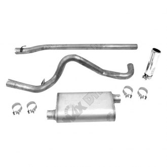 DynoMax® - VT™ Stainless Steel Single Cat-Back Exhaust System